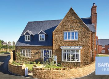 Thumbnail 5 bed detached house for sale in Hampton Drive, Kings Sutton, Banbury