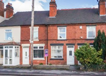 Thumbnail 2 bed terraced house for sale in Cannock Road, Blackfords, Cannock