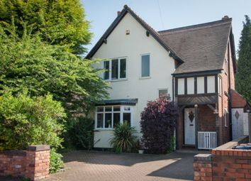 Thumbnail 4 bed detached house for sale in Royal Road, Sutton Coldfield