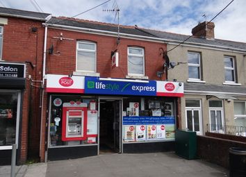 Thumbnail Retail premises for sale in 61 Heol Fach, Bridgend, Cardiff, South Wales