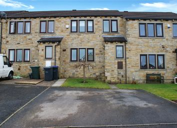 Thumbnail 3 bed terraced house to rent in Rose Meadows, Fell Lane, Keighley, West Yorkshire