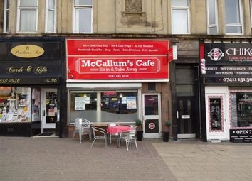 Thumbnail Restaurant/cafe for sale in Glasgow, Glasgow