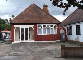 Thumbnail 2 bed bungalow to rent in Stradbroke Grove, London