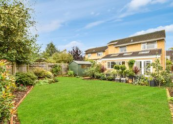 Thumbnail 4 bed detached house for sale in Lansdowne Crescent, Derry Hill, Calne