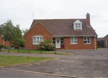 Thumbnail 3 bed detached house for sale in Bell Lane, Saham Toney