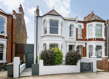 Thumbnail 4 bed semi-detached house for sale in Leighton Gardens, Kensal Green, London