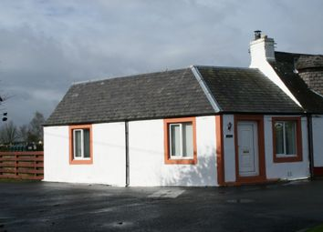 Thumbnail 2 bed semi-detached bungalow for sale in 2 Craig Cottage, Main Street, Kirkcowan