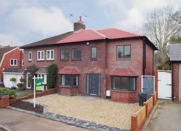 Thumbnail 4 bed semi-detached house for sale in Sandhills Road, Barnt Green