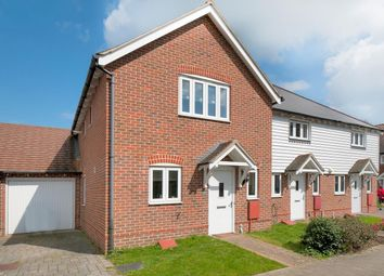 Francis Lane, Kings Hill, West Malling ME19. 3 bed end terrace house