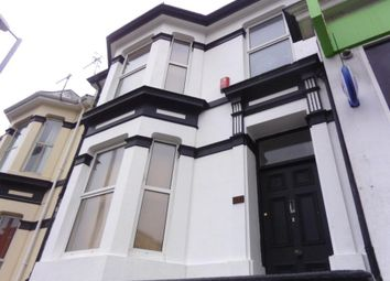 Thumbnail 5 bedroom shared accommodation to rent in Alexandra Road, Plymouth, Devon