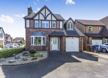Thumbnail 4 bed detached house for sale in Bluebell Way, Bamber Bridge, Preston