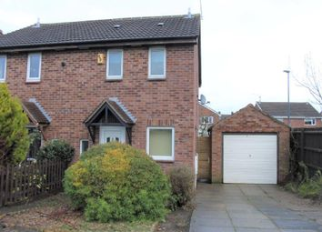 Thumbnail 2 bed semi-detached house for sale in Sweetbriar Close, Alvaston, Derby