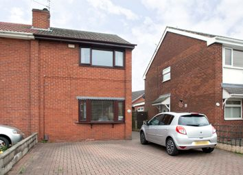 Thumbnail 3 bed semi-detached house for sale in Goldenhill Road, Fenton, Stoke-On-Trent