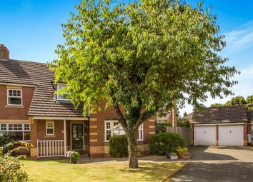 Thumbnail 4 bedroom detached house for sale in Speedwell Drive, Balsall Common, Coventry