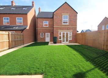 Thumbnail 4 bed detached house for sale in Poplar Crescent, Sowerby, Thirsk