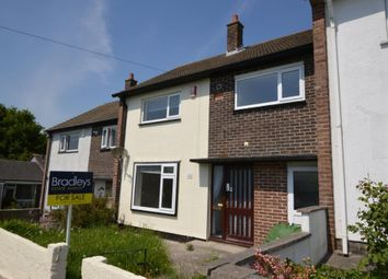 Thumbnail 3 bed terraced house for sale in Reading Walk, Plymouth, Devon