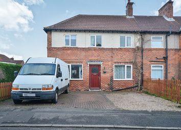 Thumbnail 2 bedroom semi-detached house for sale in Webb Street, Newstead Village, Nottingham