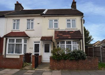 Thumbnail 3 bedroom end terrace house for sale in Whalebone Avenue, Romford, Essex