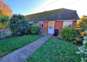 Thumbnail 1 bed terraced bungalow for sale in Coronation Close, Broadstairs, Kent