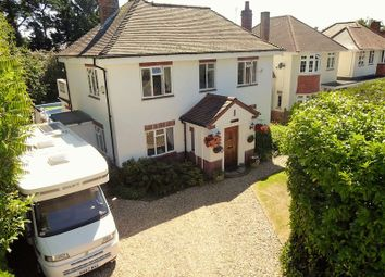 Thumbnail 3 bed detached house for sale in Douglas Crescent, Southampton