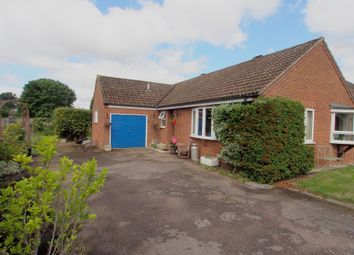 Thumbnail 2 bedroom detached bungalow for sale in Choseley Court, Wymondham