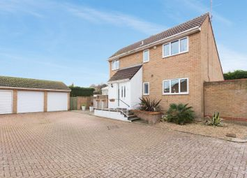 Thumbnail 4 bed detached house for sale in Alkham Close, Cliftonville, Margate