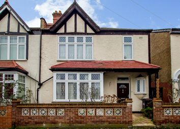 Thumbnail 3 bed terraced house for sale in Elliott Road, Thornton Heath