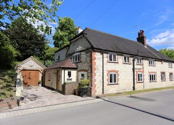 Thumbnail 4 bed semi-detached house for sale in High Street, Buriton, Petersfield