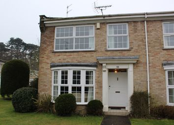 Thumbnail 3 bed town house to rent in Copeland Drive, Whitecliff, Poole, Dorset