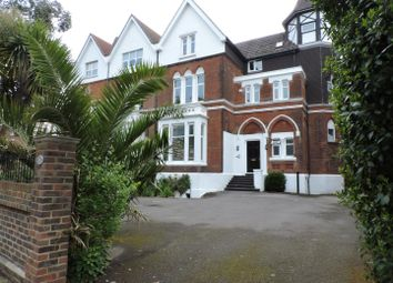 Thumbnail 2 bed flat for sale in Craneswater Park, Southsea