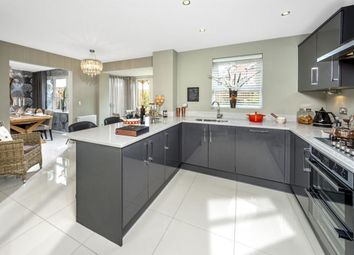 "Thumbnail 4 bed detached house for sale in ""Cambridge"" at Frenchs Avenue, Dunstable"