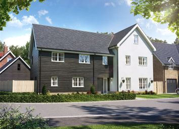 Thumbnail 5 bed detached house for sale in The Volte At The Ridings, Aldenham, Watford, Hertfordshire