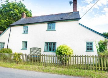 Thumbnail 4 bed cottage to rent in West Hill Road, West Hill, Ottery St. Mary