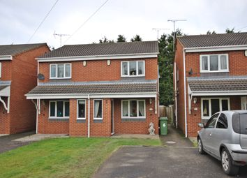 Thumbnail 2 bed semi-detached house for sale in Arthur's View, Codnor Park