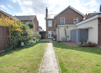Thumbnail 4 bed semi-detached house for sale in Chapel Avenue, Addlestone, Surrey