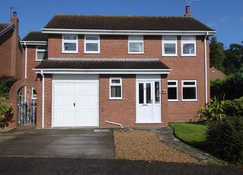 Thumbnail 4 bed detached house for sale in Beech Close, Scruton, Northallerton