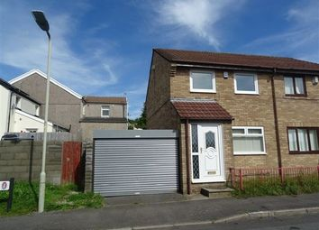 Thumbnail 3 bed semi-detached house for sale in Berry Square, Dowlais, Merthyr Tydfil