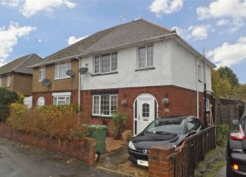 Thumbnail 3 bed semi-detached house for sale in Queen Mary Avenue, Camberley, Surrey