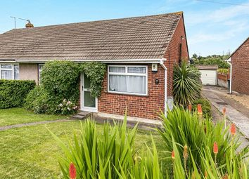 Thumbnail 2 bed bungalow for sale in Lesley Close, Istead Rise, Gravesend