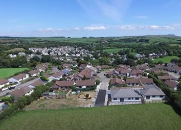 Plot 1, Green Meadows, Camelford PL32. 2 bed detached bungalow for sale