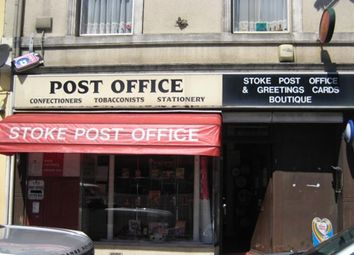 Thumbnail Retail premises for sale in 58 Devonport Road, Plymouth