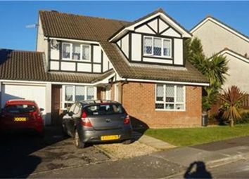 Thumbnail 4 bed detached house for sale in Silurian Way, Kenfig Hill, Bridgend