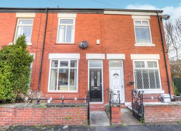 Thumbnail 2 bedroom terraced house for sale in Rosebery Street, Great Moor, Stockport
