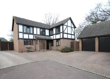 Thumbnail 5 bed detached house for sale in Hilmanton, Lower Earley, Reading