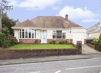 Thumbnail 3 bed detached bungalow for sale in Swansea Road, Gorseinon, Swansea