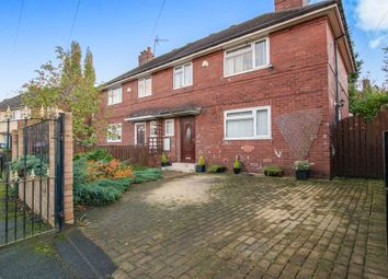 Thumbnail 4 bedroom semi-detached house for sale in Foundry Mill Crescent, Leeds