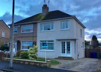 Thumbnail 3 bed semi-detached house for sale in New Luce Drive, Mount Vernon, Glasgow