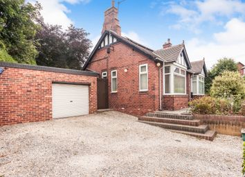Thumbnail 3 bed detached bungalow for sale in Warren Avenue, Knottingley