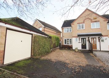 Thumbnail 3 bed semi-detached house to rent in Mornington Crescent, Nuthall, Nottingham