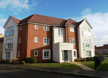 Thumbnail 2 bed flat for sale in Hawking Drive, Biggleswade, Bedfordshire